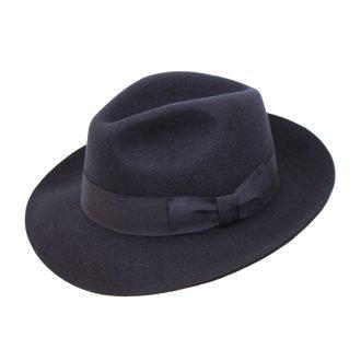 Traditional Mayfair Fedora Hats