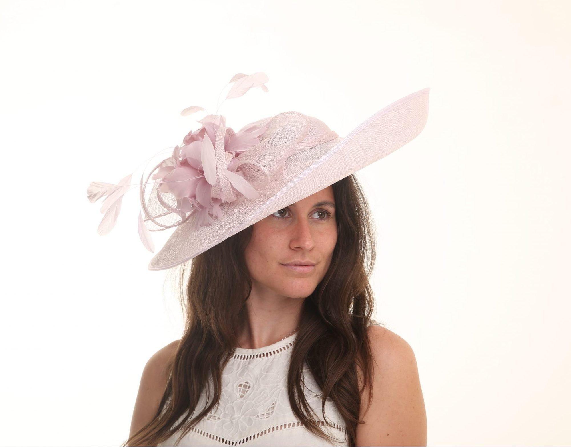 Emma Ladies Wedding Hat