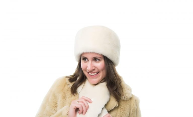 Berlin Truffle Hat and Scarf Set