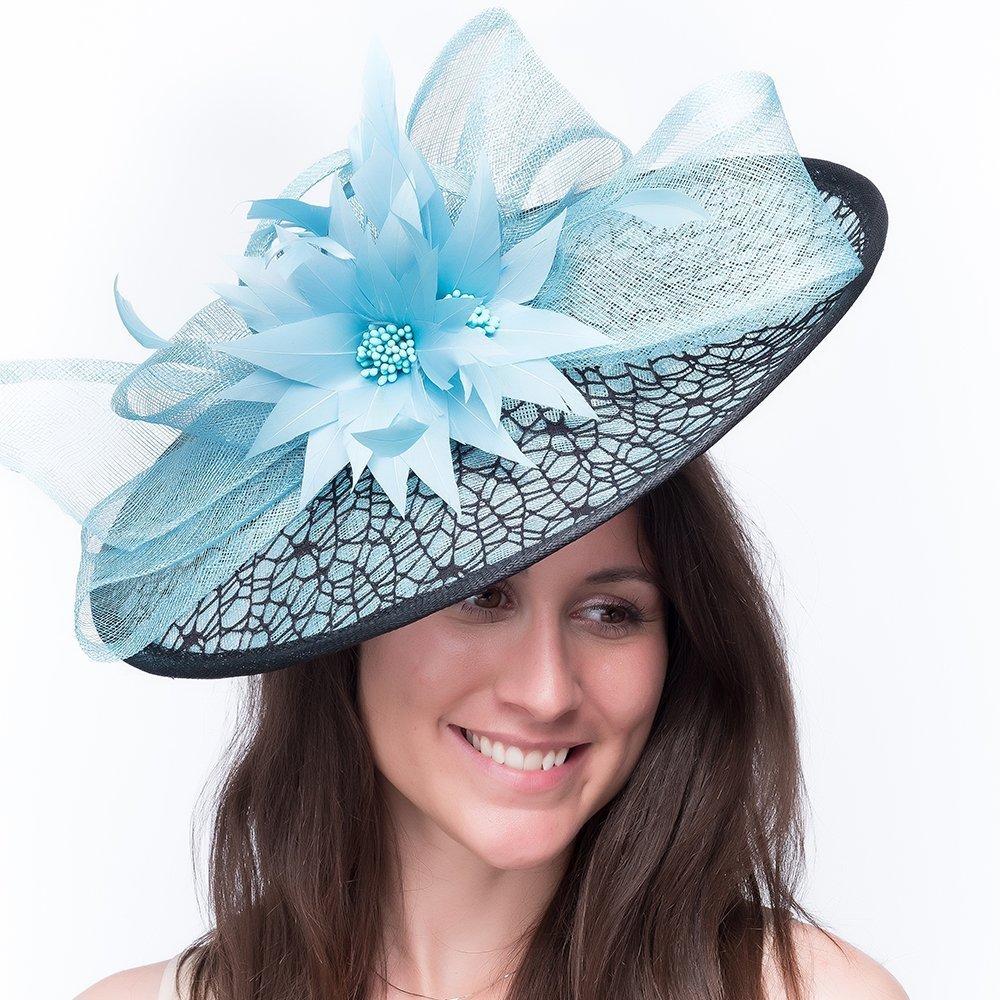 ladies-wedding-fascinator-turquoise