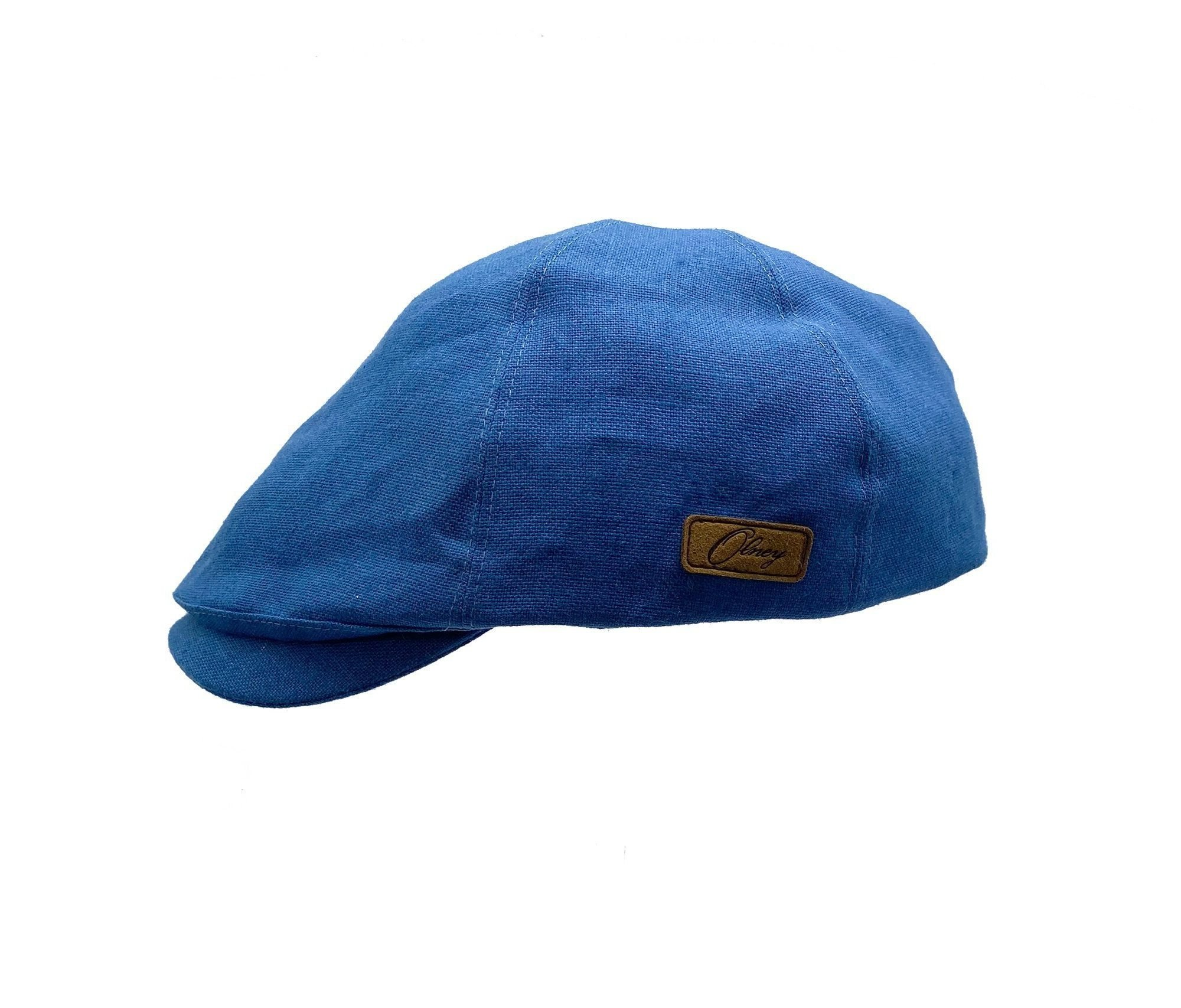 Olney Mens Ben Linen Cap